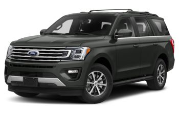 2018 Ford Expedition - Magnetic Metallic