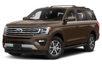 2018 Ford Expedition - Stone Grey