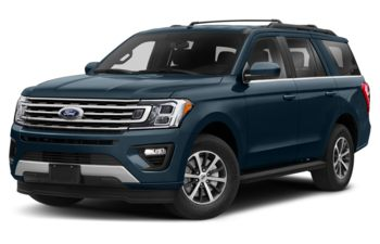 2019 Ford Expedition - Blue Metallic