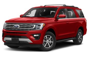 2021 Ford Expedition - Race Red