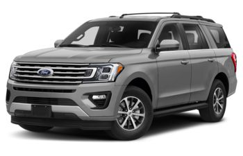 2019 Ford Expedition - Ingot Silver Metallic