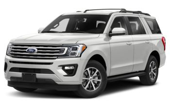 2018 Ford Expedition - Oxford White