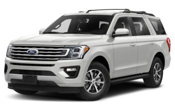 2020 Ford Expedition - Oxford White