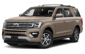 2018 Ford Expedition - White Gold