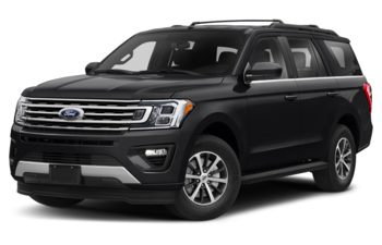 2019 Ford Expedition - Agate Black