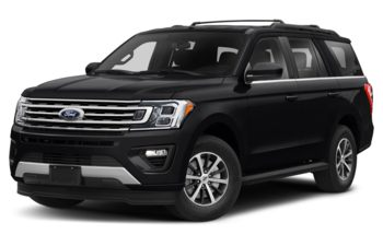 2020 Ford Expedition - Agate Black