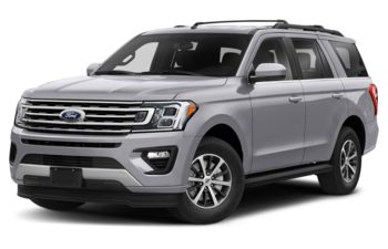 2020 Ford Expedition - Iconic Silver Metallic