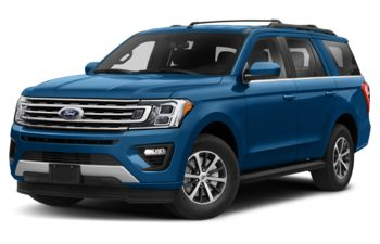 2021 Ford Expedition - Antimatter Blue Metallic