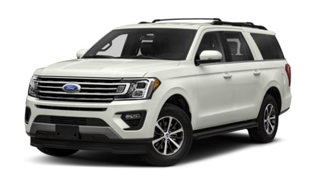 2020 Ford Expedition Max SSV