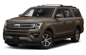 2018 Ford Expedition Max - Stone Grey