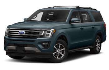 2019 Ford Expedition Max - Blue Metallic