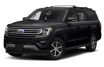 2018 Ford Expedition Max - Shadow Black