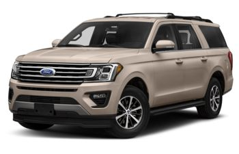 2018 Ford Expedition Max - White Gold
