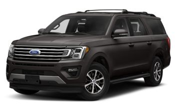 2018 Ford Expedition Max - Magnetic Metallic