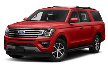 2019 Ford Expedition Max - Race Red