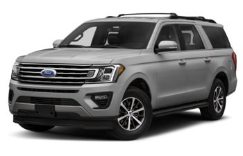 2018 Ford Expedition Max - Ingot Silver Metallic