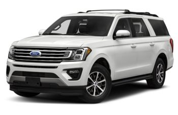 2019 Ford Expedition Max - Oxford White