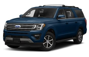 2018 Ford Expedition Max - Blue Jean Metallic