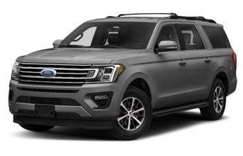 2019 Ford Expedition Max - Silver Spruce Metallic