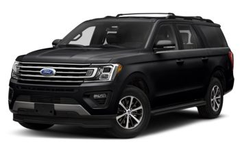 2019 Ford Expedition Max - Agate Black