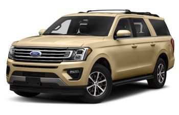 2020 Ford Expedition Max - Desert Gold Metallic