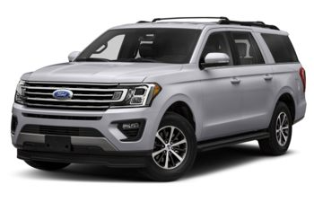 2020 Ford Expedition Max - Iconic Silver Metallic