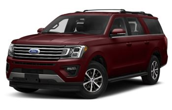 2020 Ford Expedition Max - Burgundy Velvet Metallic Tinted Clearcoat
