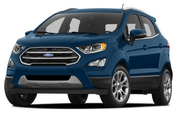 2018 Ford EcoSport - Lightning Blue Metallic
