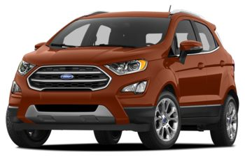 2018 Ford EcoSport - Canyon Ridge Metallic