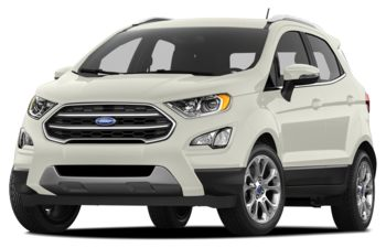 2018 Ford EcoSport - Diamond White Metallic