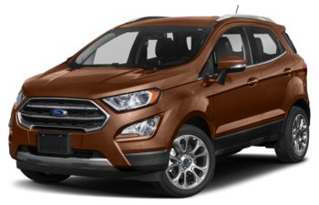 2020 Ford EcoSport - Canyon Ridge Metallic