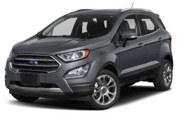 2021 Ford EcoSport - Smoke Metallic