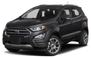 2018 Ford EcoSport - Shadow Black