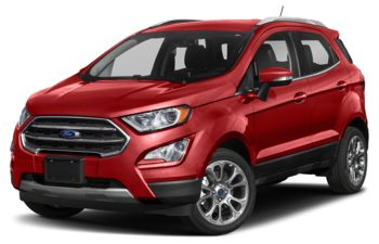2018 Ford EcoSport - Race Red