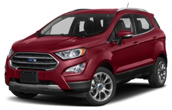 2019 Ford EcoSport - Ruby Red Metallic Tinted Clearcoat