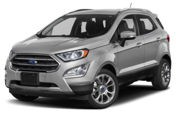 2019 Ford EcoSport - Moondust Silver Metallic