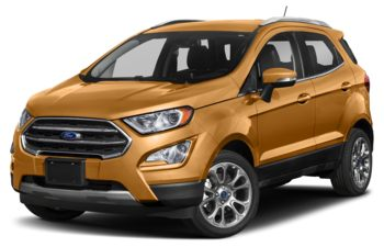 2021 Ford EcoSport - Luxe Yellow