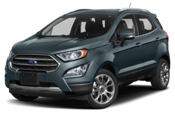 2021 Ford EcoSport - Blue Metallic