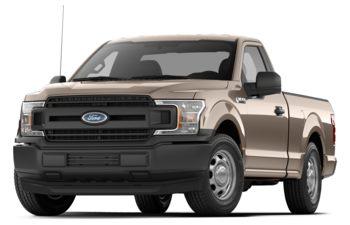 2018 Ford F-150 - White Gold