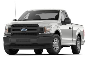 2018 Ford F-150 - Oxford White