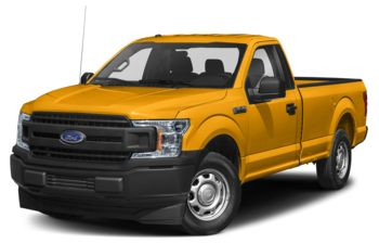 2020 Ford F-150 - School Bus Yellow