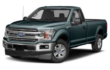 2019 Ford F-150 - Abyss Grey