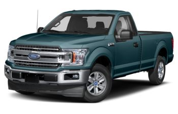 2019 Ford F-150 - Green