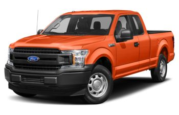 2019 Ford F-150 - Orange