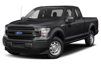 2020 Ford F-150 - Agate Black