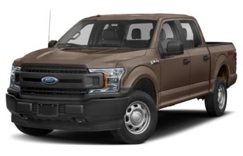 2019 Ford F-150 - Stone Grey