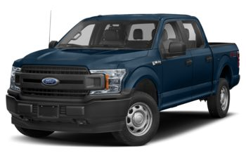 2020 Ford F-150 - Blue Jeans Metallic