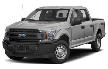 2019 Ford F-150 - Ingot Silver Metallic