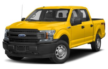 2019 Ford F-150 - Yellow