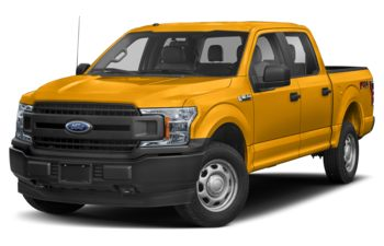 2019 Ford F-150 - School Bus Yellow